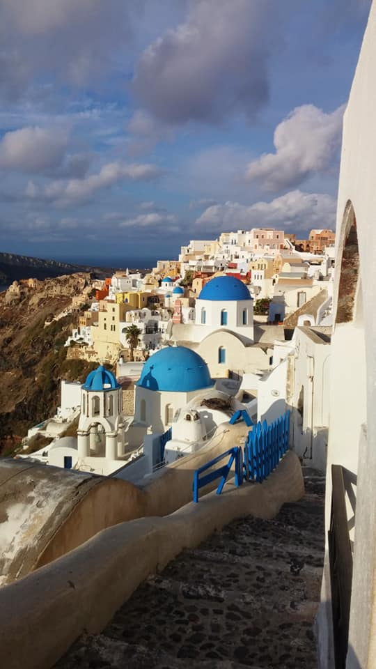 I was able to go to Greece in 2014 and have been dreaming of going back. Well I …