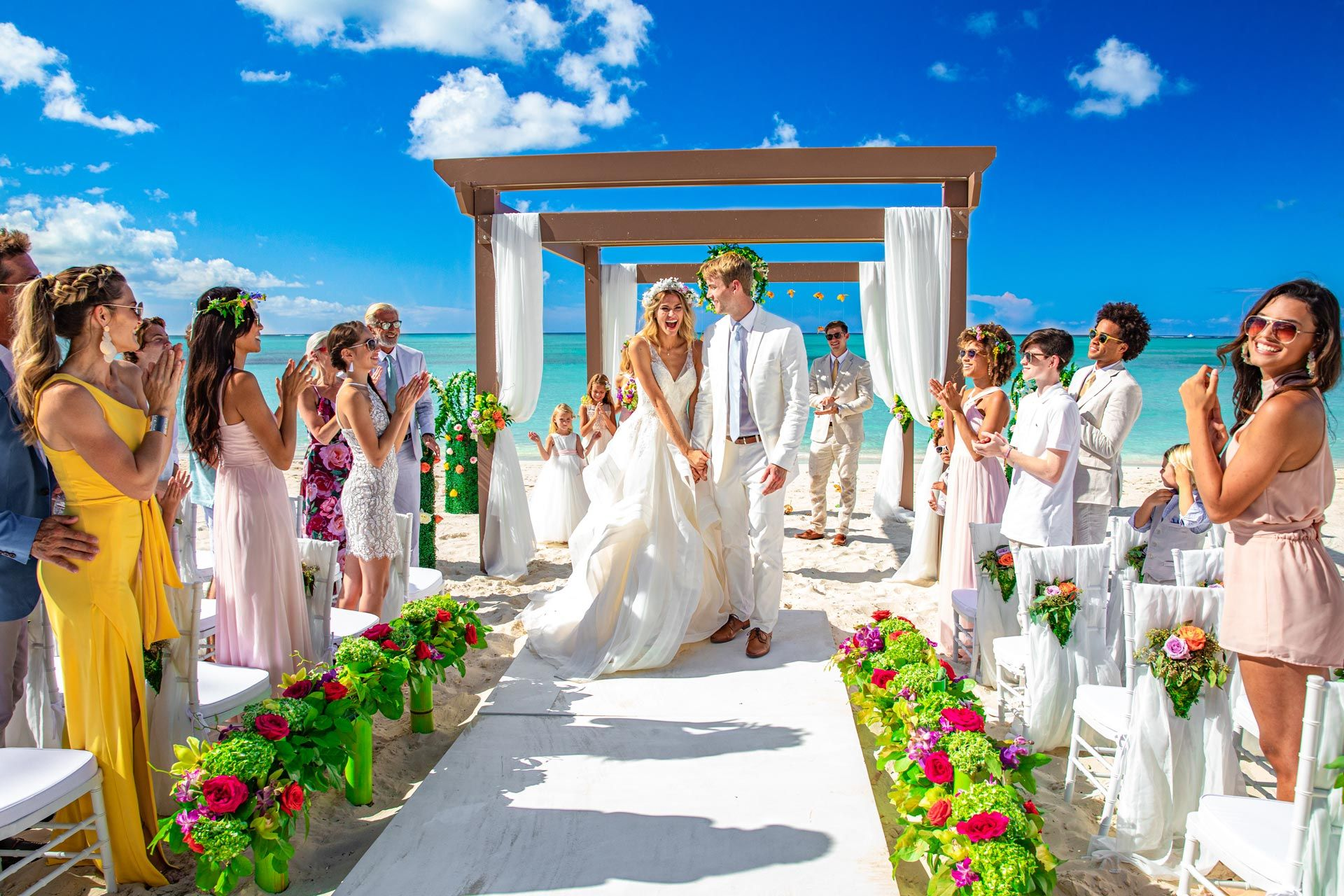 7 Amazing Caribbean Destination Wedding Locations Sandals M